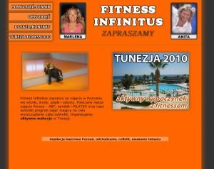 centrum fitness infinitus